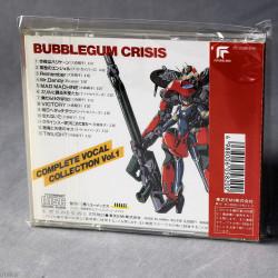 Bubblegum Crisis - Complete Vocal Collection - Vol. 1