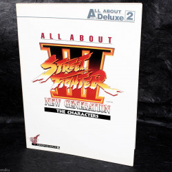 All About Street Fighter III - New Generation