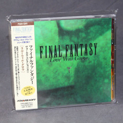 Final Fantasy Vocal Collections II - Love Will Grow