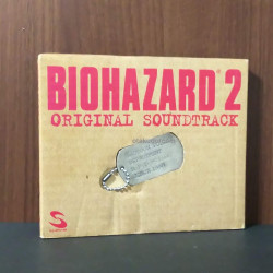 Biohazard 2 - Original Soundtrack - Ltd Edition