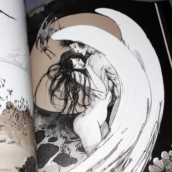 Amano Yoshitaka - Illustration Book - Genmukyu