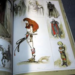Amano Yoshitaka - Illustration Book - Imagine