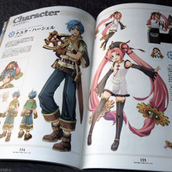 Nayuta no Kiseki - Complete Guide & Official Visual Collection