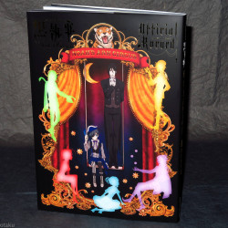 Black Butler Kuroshitsuji - Noahs Art Circus - Official Record