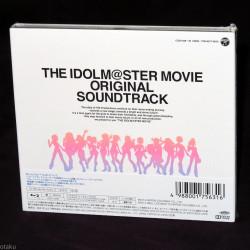 The Idolmaster Movie Original Soundtrack - Ltd Edition CD & Blu-ray