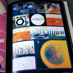 Tiger Tateishi - Moon Trax: A New Artistic Visual Language