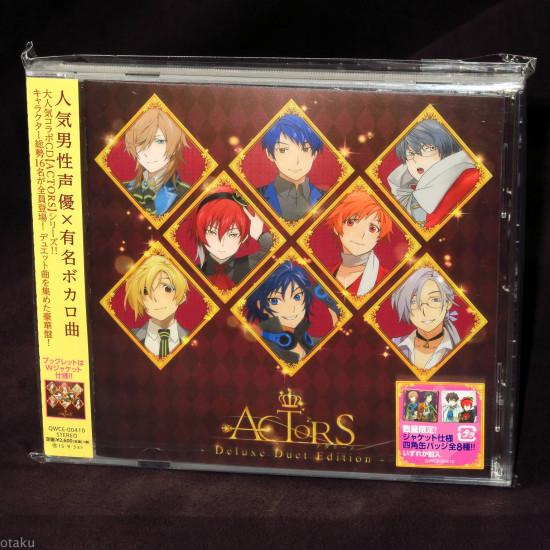 ACTORS - Deluxe Duet Edition