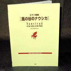 Nausicaa Piano Music Score - Image Album and Sound Track