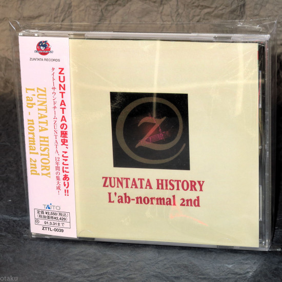 ZUNTATA HISTORY L'ab-normal 2nd