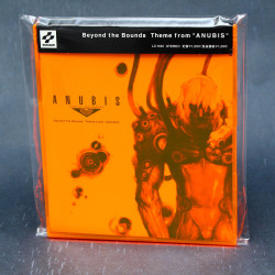 ANUBIS ZONE OF THE ENDERS - Beyond the Bounds Theme CD