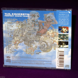Tail Concerto - Perfect Sound Track