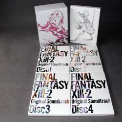 FINAL FANTASY XIII-2 Original Soundtrack - Ltd Edition