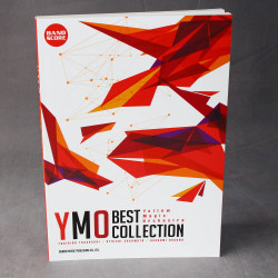 Yellow Magic Orchestra YMO Best Collection Band Score