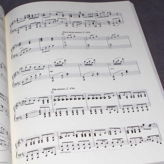 Marasy Piano World - Piano Score