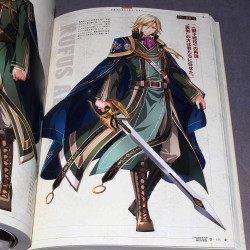 The Legend of Heroes: Trails of Cold Steel - The Art Book