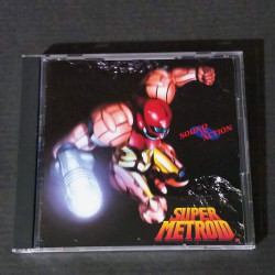 Super Metroid - Sound In Action