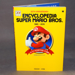 Encyclopedia Super Mario Bros. 30th Anniversary 1985 - 2015