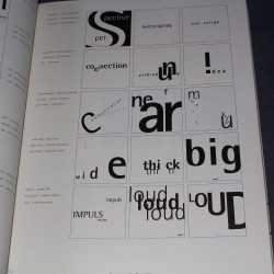 IDEA DOCUMENT Letter and Typography - Japanese Typefaces