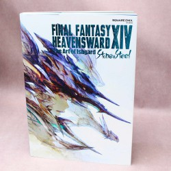 Final Fantasy XIV: Heavensward - The Art of Ishgard: Stone & Steel