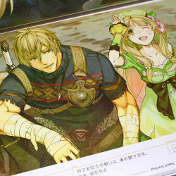 Atelier Ayesha - Alchemist of Ground of Dusk Official Visual Book
