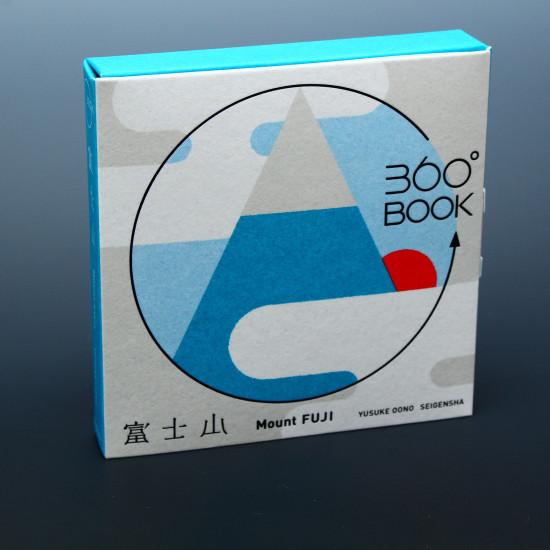 360° Degree BOOK - Mount Fuji