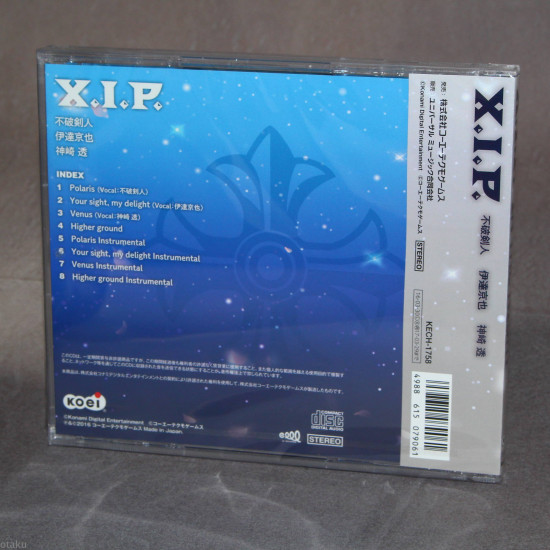 X.I.P. - In the Night