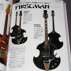 Japanese Vintage Guitars - Photo and Guide Book