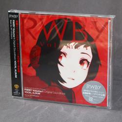 RWBY Volume 1 Original Soundtrack VOCAL ALBUM