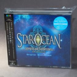 STAR OCEAN 5: Integrity and Faithlessness - Original Soundtrack