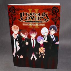 DIABOLIK LOVERS: Haunted Dark Bridal - ILLUSTRATIONS II
