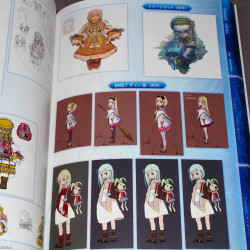 Star Ocean 5: Integrity and Faithlessness - Game Art Book