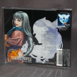 Valkyrie Profile Lenneth Arrange Album Game Music