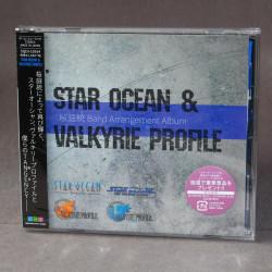 Star Ocean and Valkyrie Profile - Band Arrangement Album