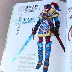 I Am Setsuna - Game Guide and Art Book