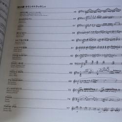 Porco Rosso - Piano Music Score Book