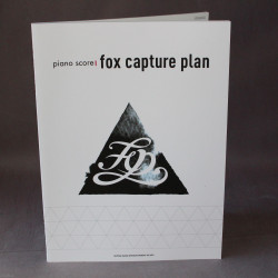 fox capture plan - Piano Score I