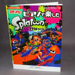 Splatoon - Piano Solo Music Score Book