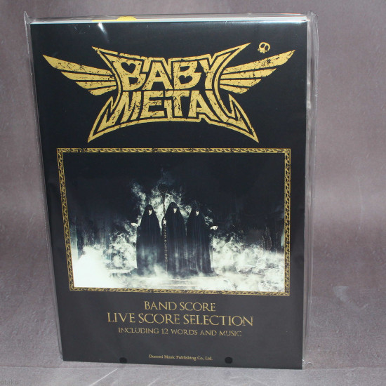 Baby Metal - Band Score: Live Score Selection