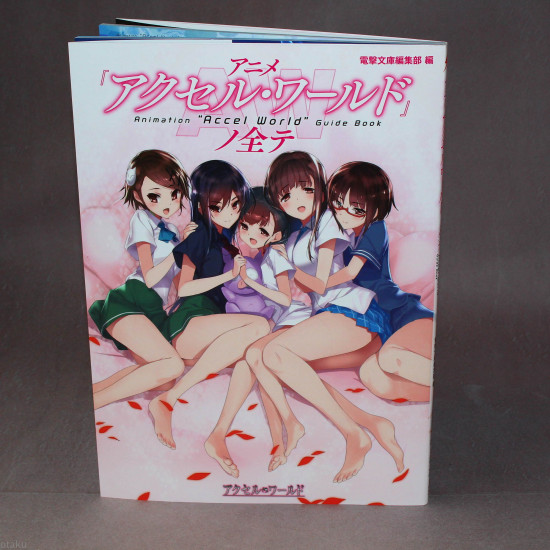 Accel World no Subete - Japan Anime Art and Guide Book