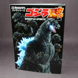 S.H. Monster Arts GODZILLA Series - Godzilla Spirits