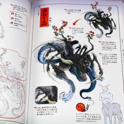How to Draw Yokai Characters
