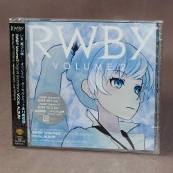RWBY Volume 2 Original Soundtrack VOCAL ALBUM