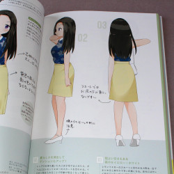 How to Draw Girls' Everyday Fashion - Art Guide Book