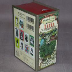 Yuko Higuchi - 100 Postcards: Animals - Postcard Box Set