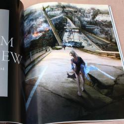Final Fantasy XV World Prologue - Game Guide Book