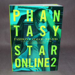 PSO2 Phantasy Star Online 2 - Fashion Catalog 2015-2016