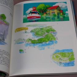 Architecture of Studio Ghibli - Exhibition Catalog Art Book