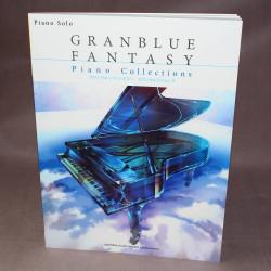 Granblue Fantasy Piano Collections - Piano Solo Music Score Book