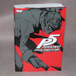 Persona 5 Official Complete Guide Book