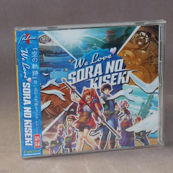 We Love Sora no Kiseki - Game Music CD
